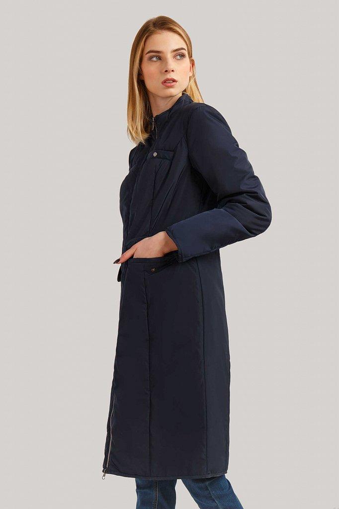 Пальто женское, Модель B19-12090, Фото №3