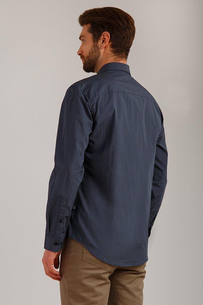Рубашка мужская, Модель B19-21019, Фото №4
