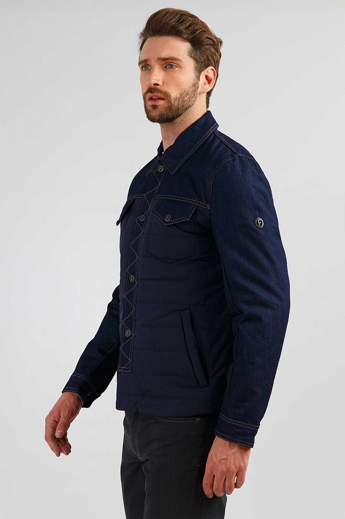 Куртка мужская, Модель B19-42021, Фото №3