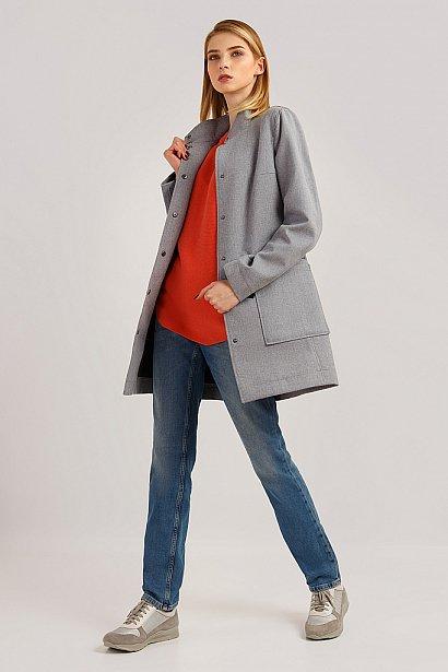 Пальто женское, Модель B19-32002, Фото №2