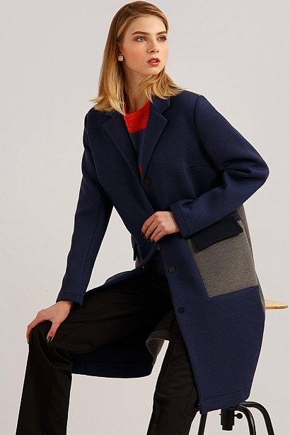 Пальто женское, Модель B19-32007, Фото №1