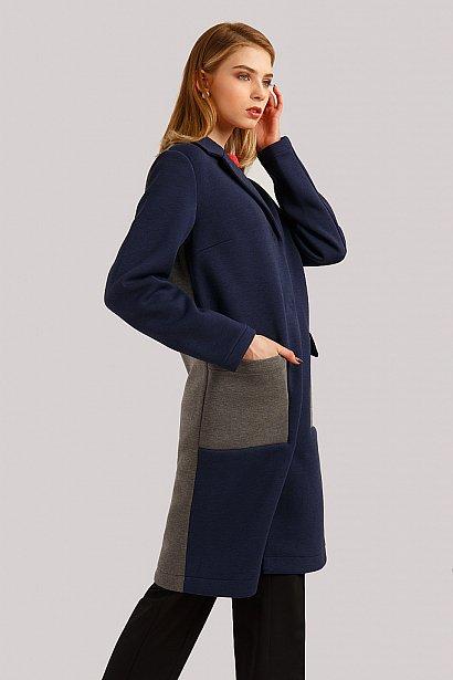 Пальто женское, Модель B19-32007, Фото №3