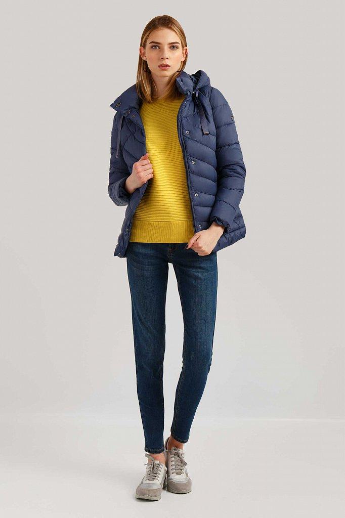 Куртка женская, Модель B19-12017, Фото №2