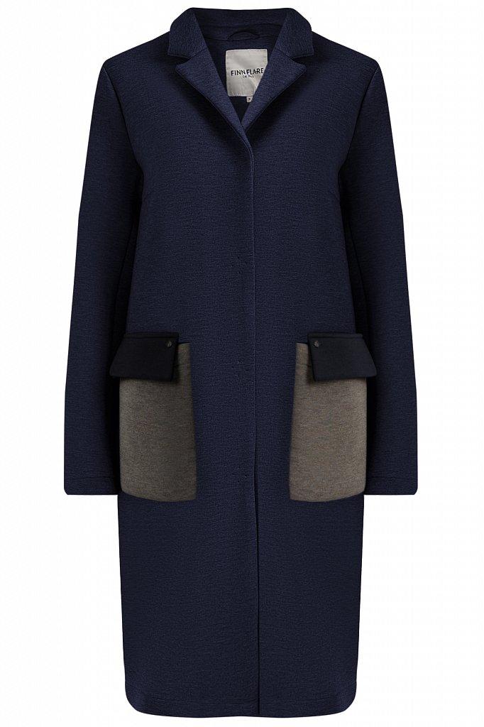 Пальто женское, Модель B19-32007, Фото №7