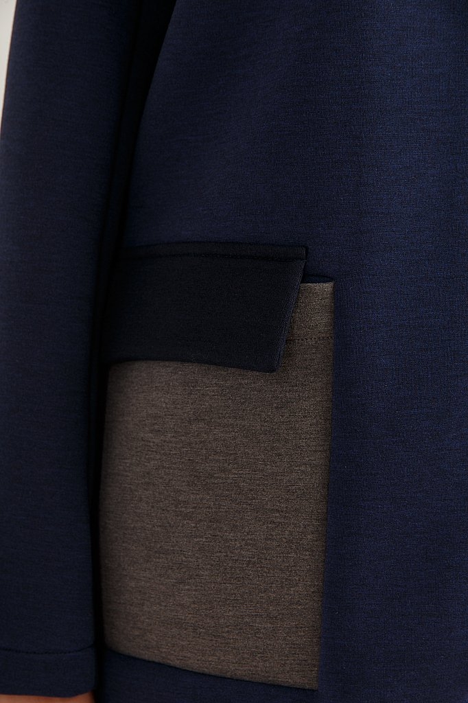 Пальто женское, Модель B19-32007, Фото №6