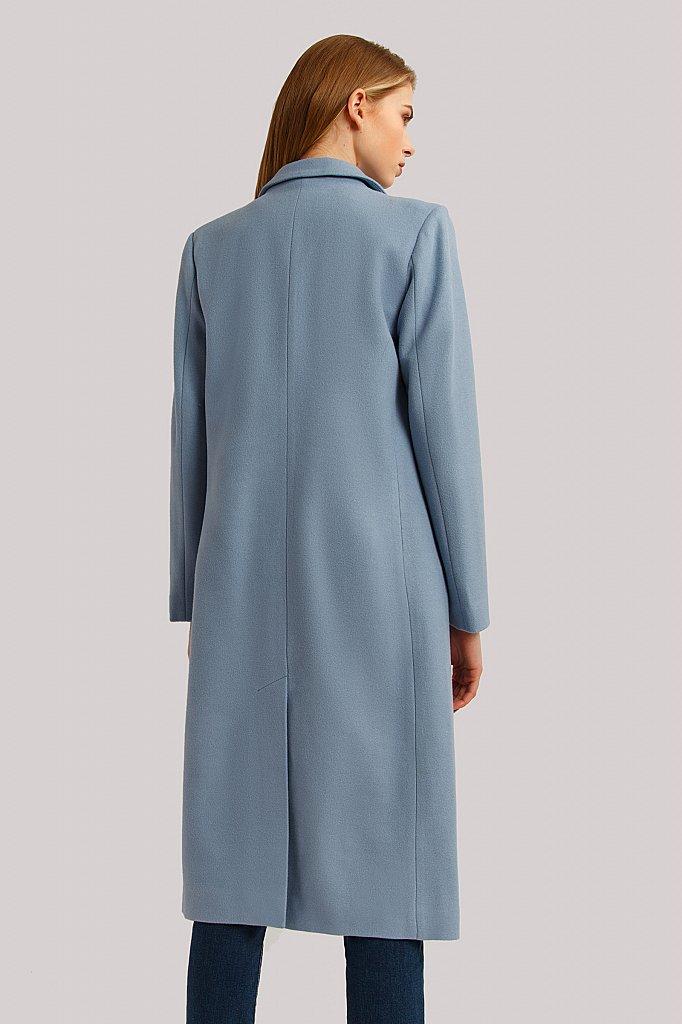 Пальто женское, Модель B19-11086, Фото №4