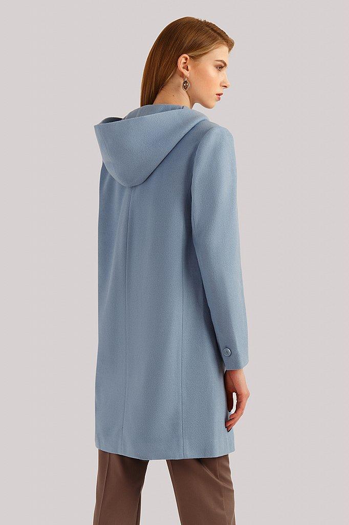 Пальто женское, Модель B19-11088, Фото №4