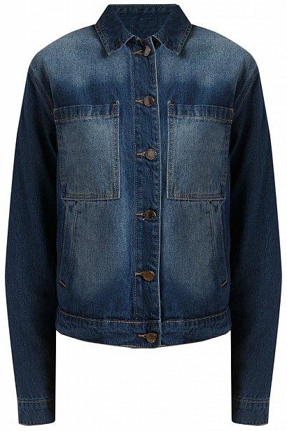 Куртка женская, Модель B19-15003, Фото №6