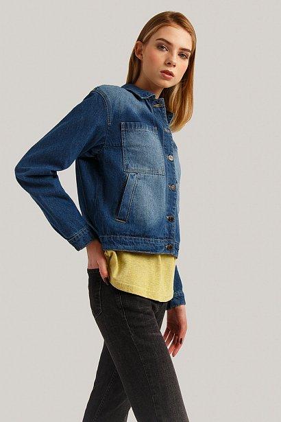 Куртка женская, Модель B19-15003, Фото №3