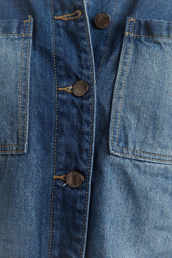 Куртка женская, Модель B19-15003, Фото №5