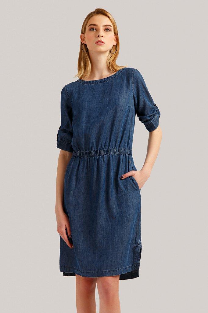 Платье женское, Модель B19-15010, Фото №1