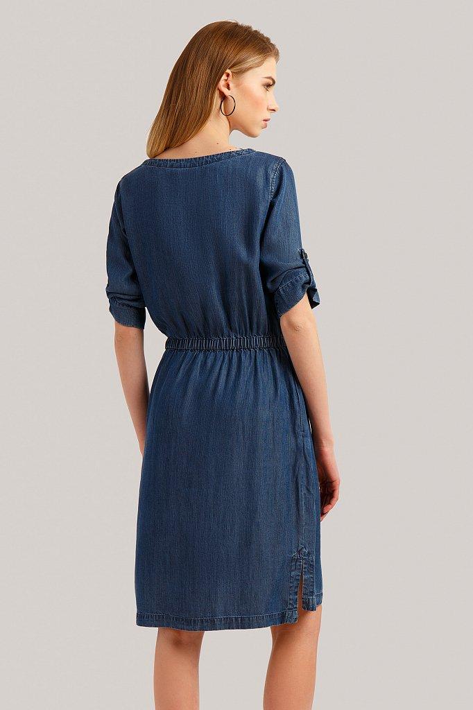 Платье женское, Модель B19-15010, Фото №4