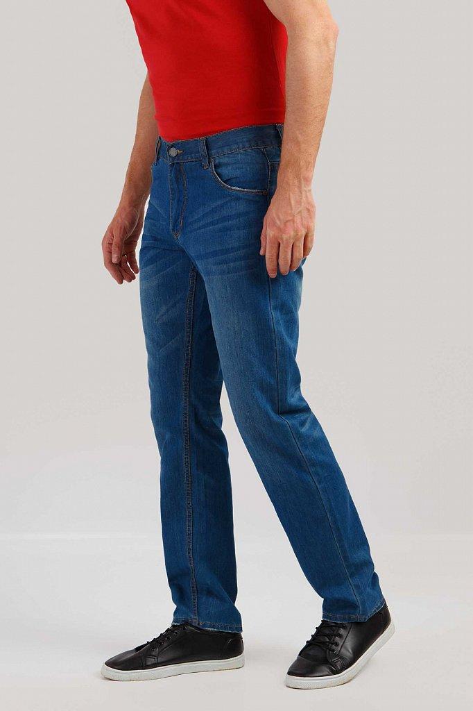 Джинсы мужские, Модель B19-25017, Фото №3