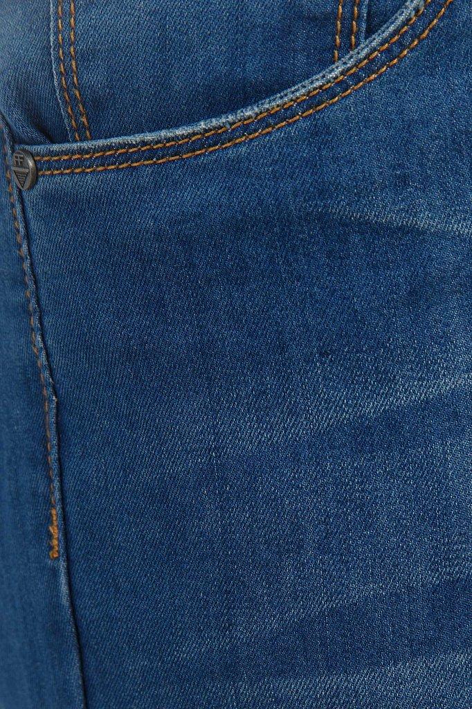 Джинсы мужские, Модель B19-25017, Фото №5