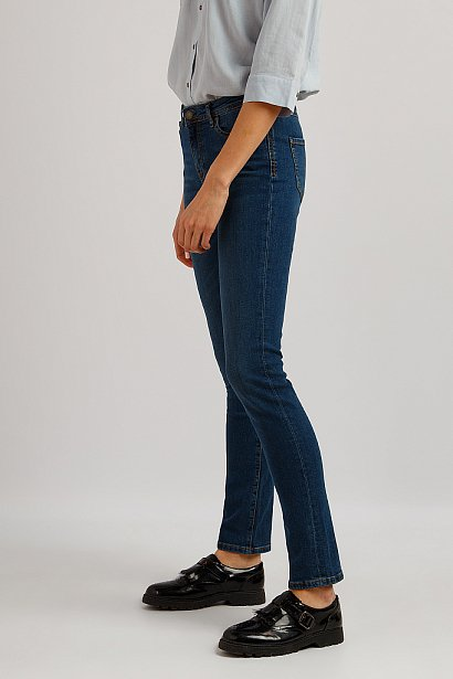 Джинсы женские, Модель B19-15025, Фото №3
