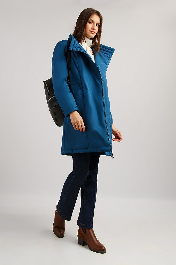 Пальто женское, Модель B19-11020, Фото №2