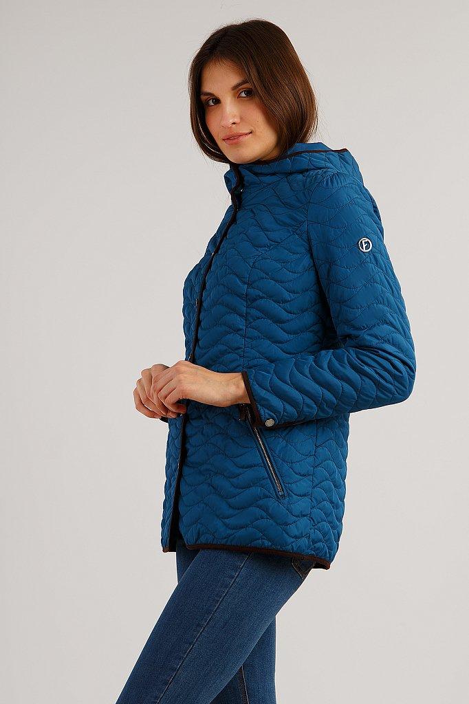 Куртка женская, Модель B19-11021, Фото №3