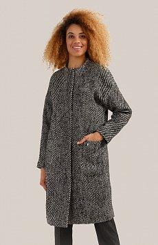 Пальто женское, Модель B19-12021, Фото №1