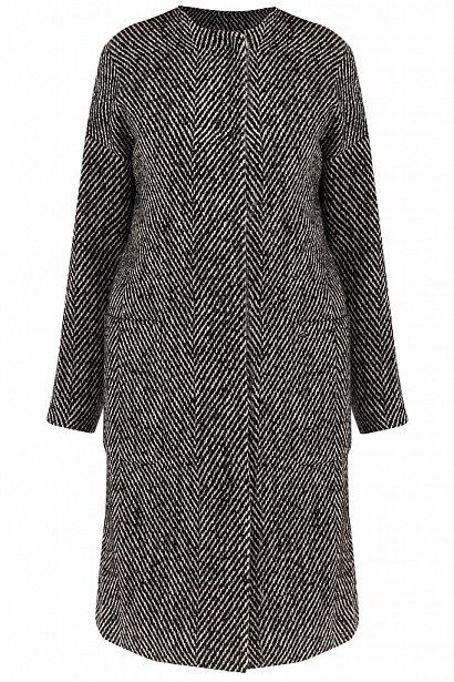 Пальто женское, Модель B19-12021, Фото №6