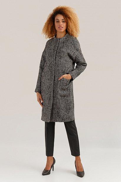 Пальто женское, Модель B19-12021, Фото №2
