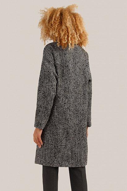 Пальто женское, Модель B19-12021, Фото №4