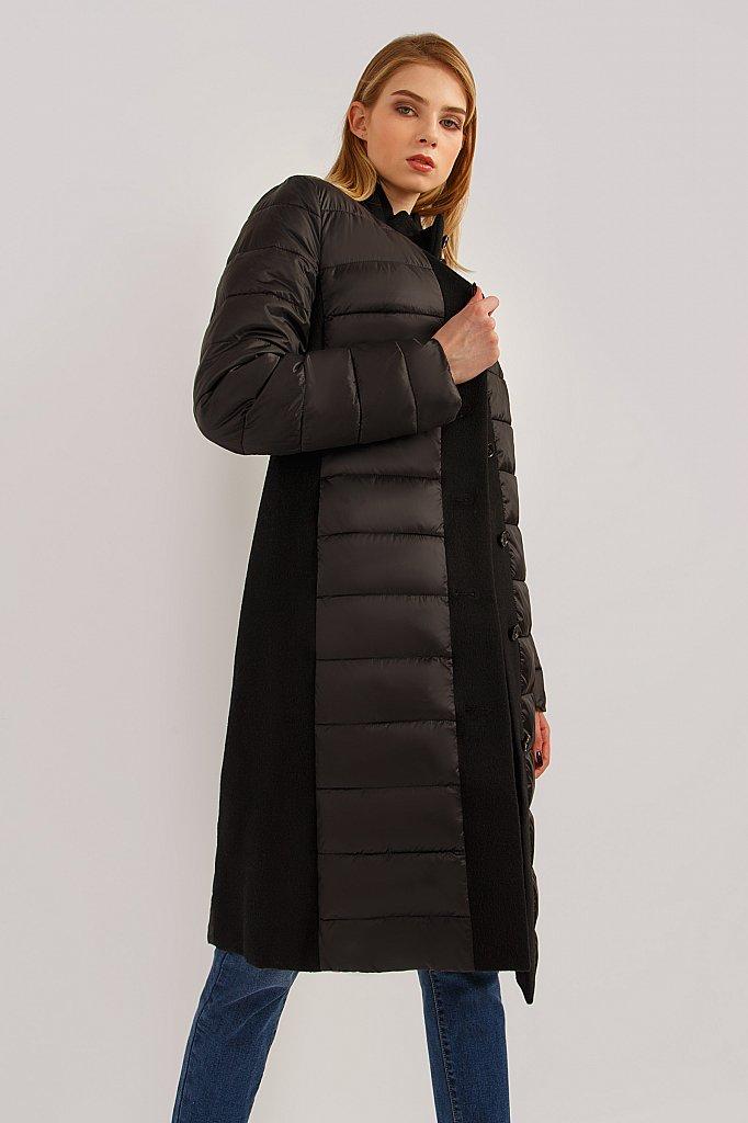 Пальто женское, Модель B19-12000, Фото №1