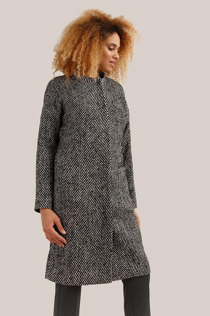Пальто женское, Модель B19-12021, Фото №3
