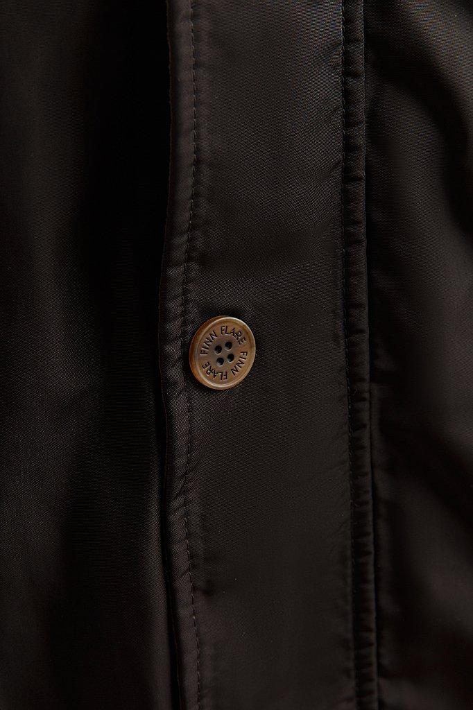 Плащ мужской, Модель B19-21001, Фото №5