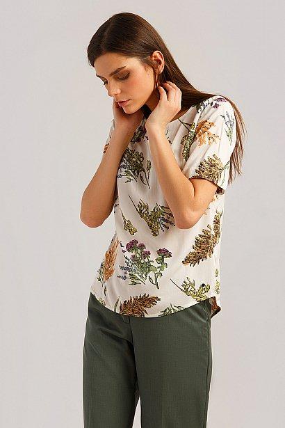 Блузка женская, Модель B19-12046, Фото №3