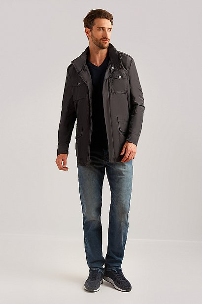 Куртка мужская, Модель B19-22008, Фото №2
