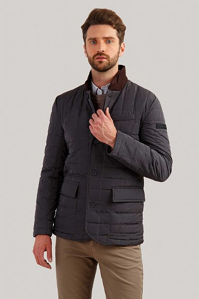 Куртка мужская, Модель B19-22010, Фото №1