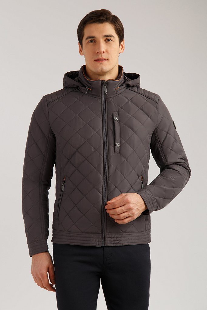 Куртка мужская, Модель B19-21014, Фото №1