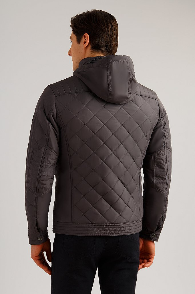 Куртка мужская, Модель B19-21014, Фото №4