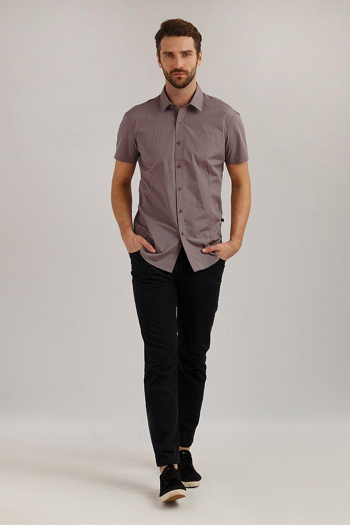 Рубашка мужская, Модель B19-21022, Фото №2