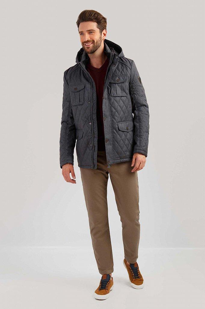 Куртка мужская, Модель B19-22013, Фото №2