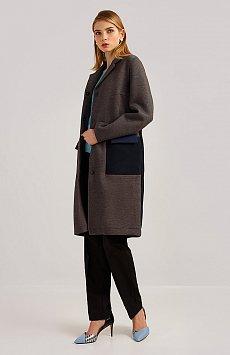 Пальто женское, Модель B19-32007, Фото №2