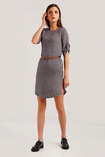 Платье женское, Модель B19-11049, Фото №2