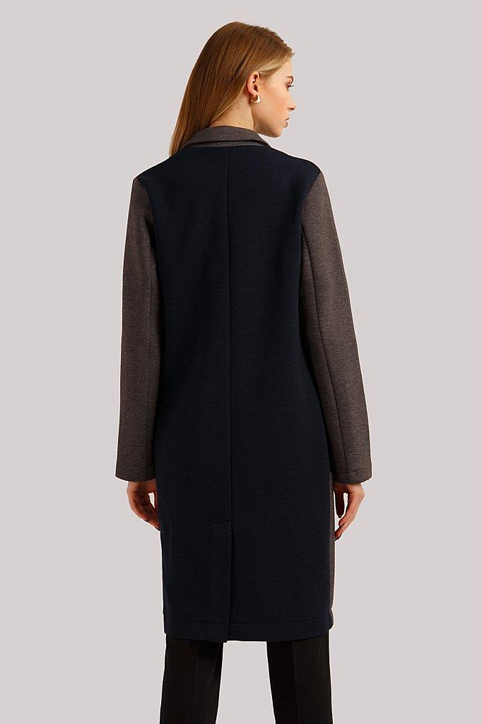 Пальто женское, Модель B19-32007, Фото №4