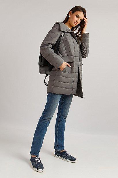 Полупальто женское, Модель B19-110109, Фото №2