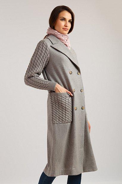 Пальто женское, Модель B19-12014, Фото №3