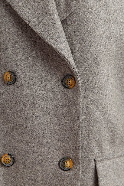 Пальто женское, Модель B19-12014, Фото №5