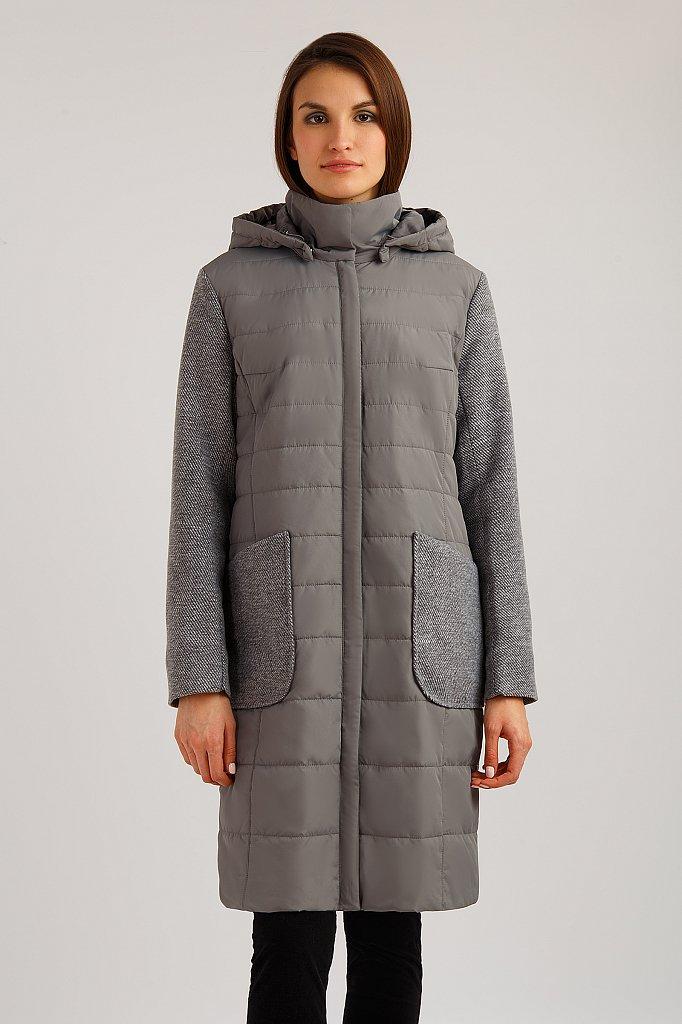 Пальто женское, Модель B19-110110, Фото №1
