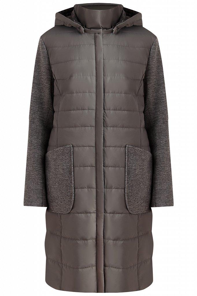 Пальто женское, Модель B19-110110, Фото №6