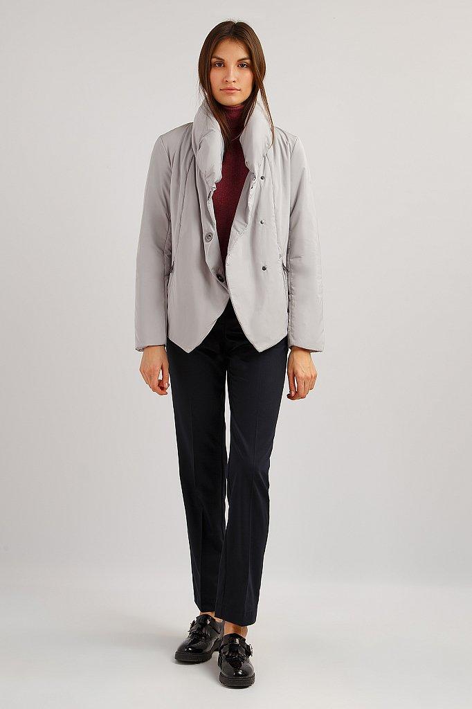 Куртка женская, Модель B19-11016, Фото №2