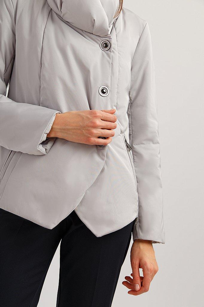 Куртка женская, Модель B19-11016, Фото №5