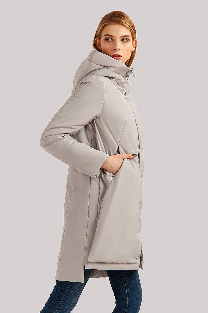 Пальто женское, Модель B19-11073, Фото №3