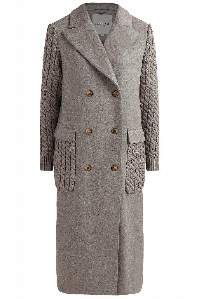 Пальто женское, Модель B19-12014, Фото №6