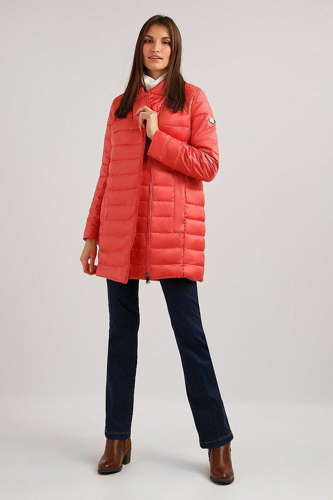 Пальто женское, Модель B19-12079, Фото №2