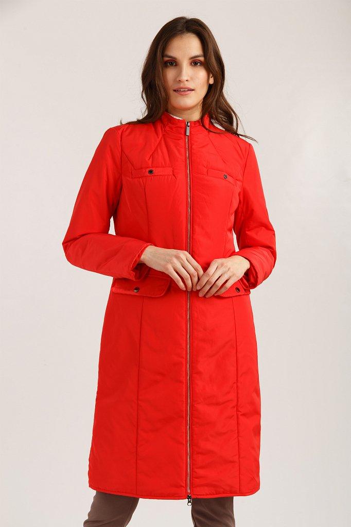 Пальто женское, Модель B19-12090, Фото №1