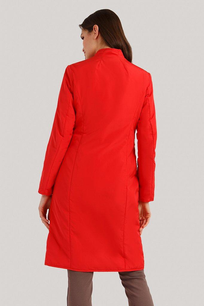 Пальто женское, Модель B19-12090, Фото №4
